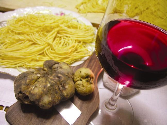 Vino & tartufi