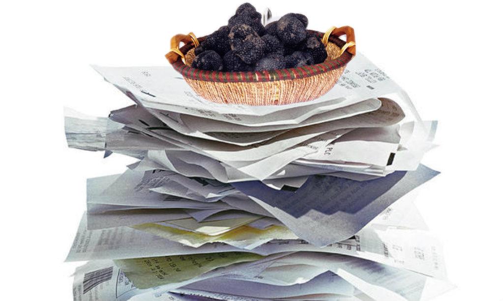 Evasione fiscale per milioni di euro di tartufi