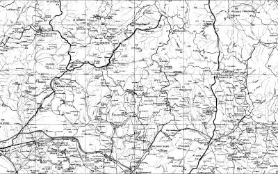 Cartografie delle potenziali zone tartufigene