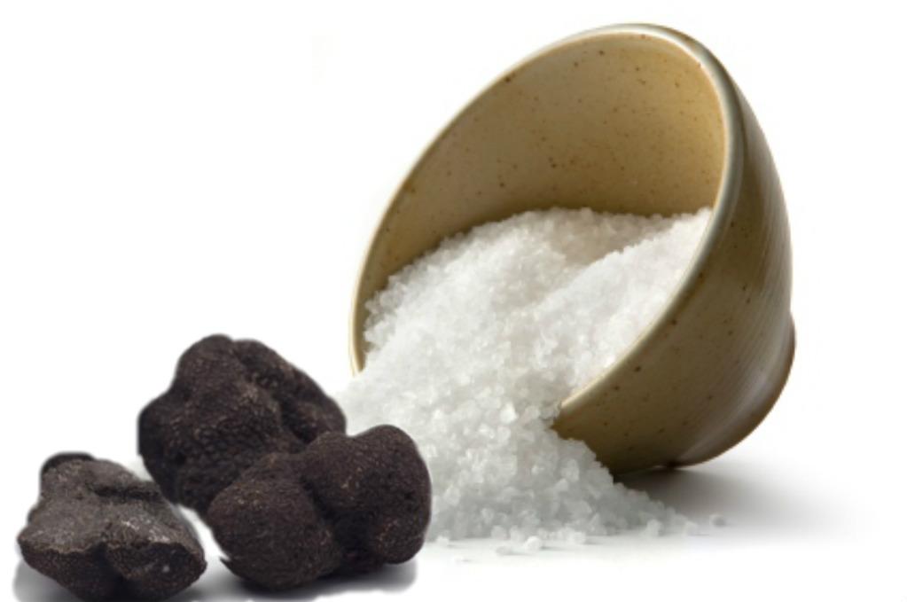 Il sale aromatizzato al tartufo