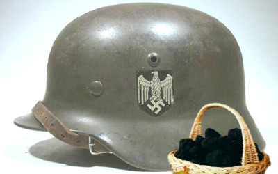 Al posto del tartufo cava un soldato tedesco