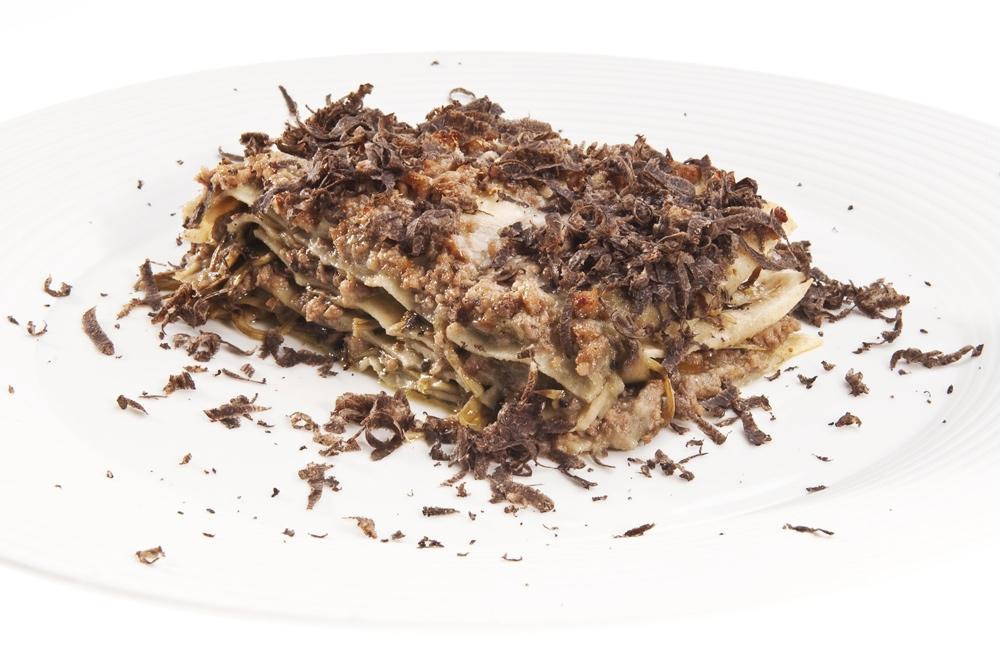 Lasagne al ragù