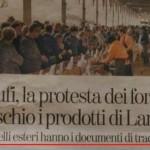 Fiera D'Alba «Sì, acquistiamo all'estero perché i tartufai Italiani non fanno fatture»