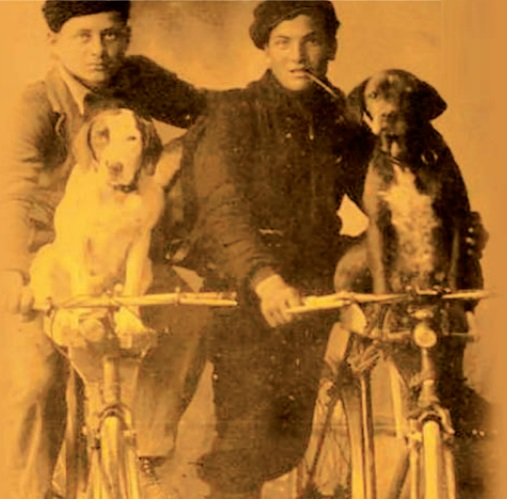 Dalla bici al fuori strada passando per la storia