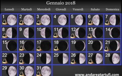 fasi-lunari-gennaio-2018
