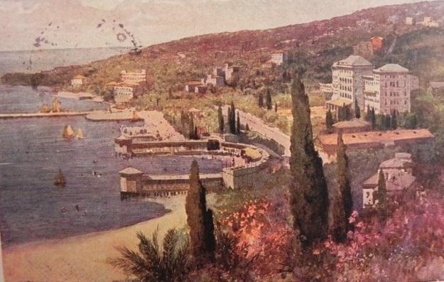 1932 I Tartufi Bianchi in Istria