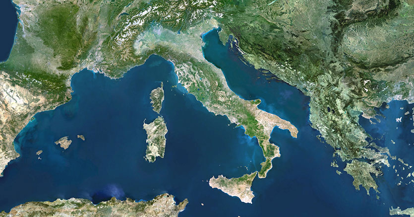 Zone tartufigene in Italia