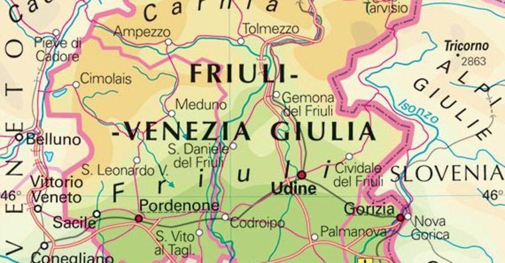 Zone tartufigene in Friuli-Venezia Giulia
