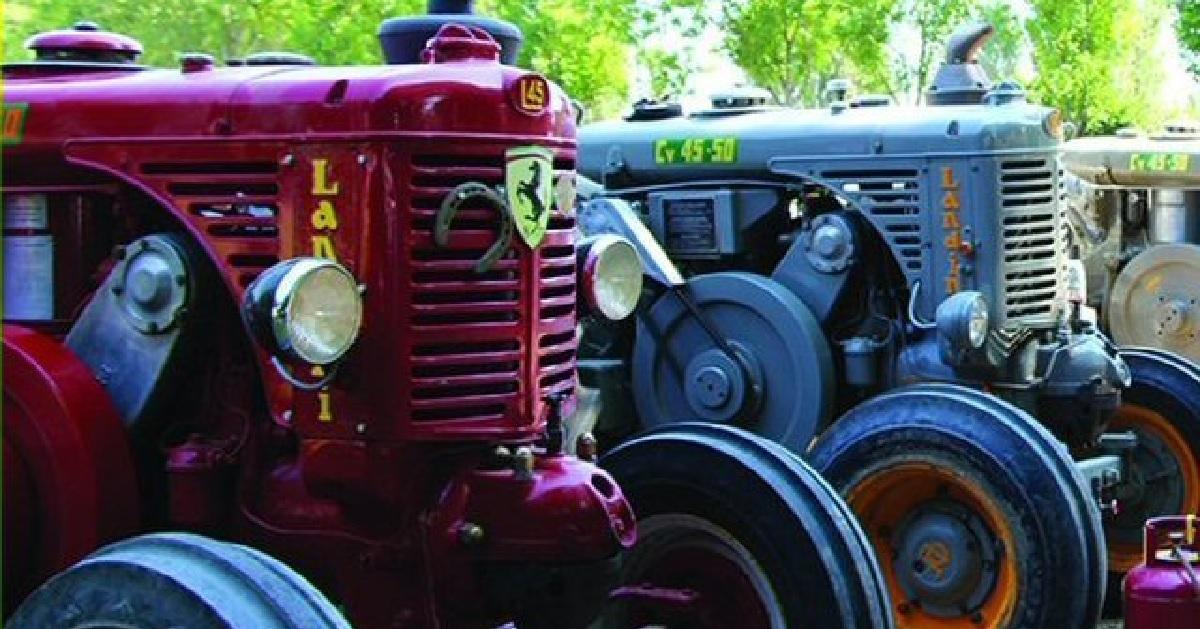 La scelta del trattore – tartuficoltura