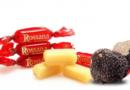 La crema delle Caramelle Rossana al tartufo Scorzone